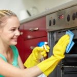 best way to clean oven and dirty racks so they are clean with the best oven cleaner